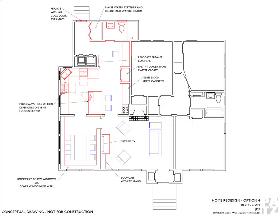 House plans in sketchup images for Floor plans in sketchup