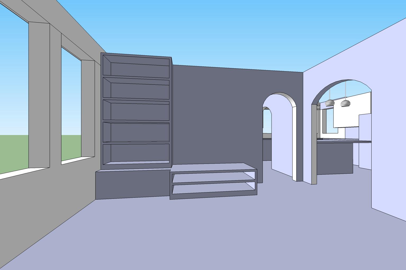 totw google sketchup and house design jason patz. Black Bedroom Furniture Sets. Home Design Ideas