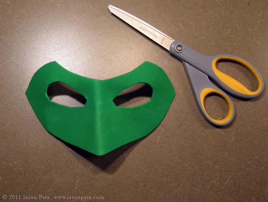How To Make A Quick And Easy Green Lantern Costume Jason Patz