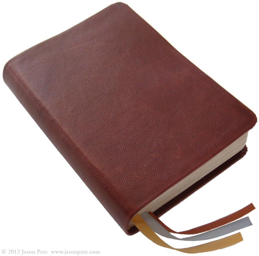 How to Recover a Bible – Jason Patz